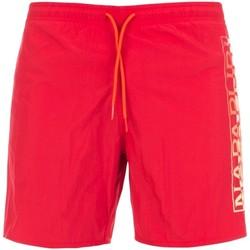 textil Herr Badbyxor och badkläder Napapijri NP0A4E1J Röd