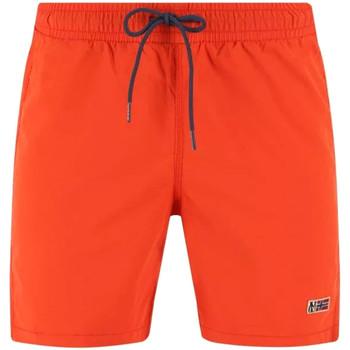 textil Herr Badbyxor och badkläder Napapijri NP0A4EB2 Orange