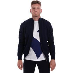 textil Herr Koftor / Cardigans / Västar Navigare NV00203 70 Blå