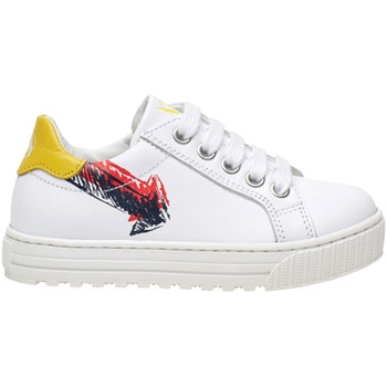 Skor Barn Sneakers Naturino 2014868 01 Vit