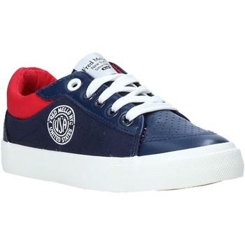 Skor Barn Sneakers Fred Mello S20-SFK306 Blå