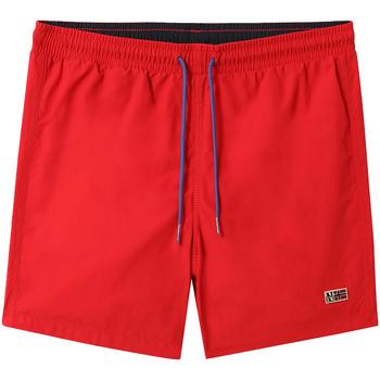 textil Herr Badbyxor och badkläder Napapijri NP0A4EB2 Röd