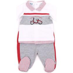 textil Barn Set Melby 20Q7330 Röd
