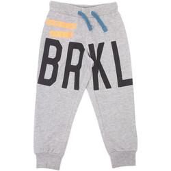 textil Barn Joggingbyxor Melby 70F5564M Grå