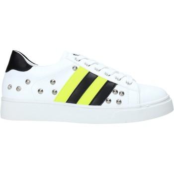 Skor Dam Sneakers Gold&gold B19 GA216 Vit