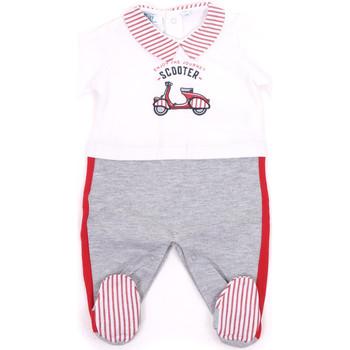 textil Barn Set Melby 20N7320 Röd