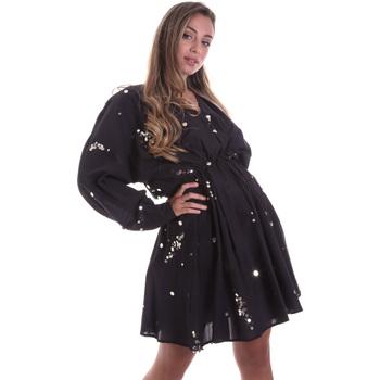 textil Dam Korta klänningar Liu Jo FA0082 T5976 Svart