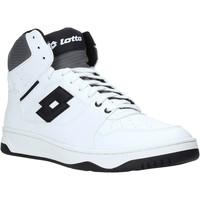 Skor Herr Höga sneakers Lotto 212071 Vit