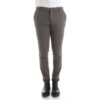 textil Herr Chinos / Carrot jeans Mason's 9PN2A4973-CBE060 Beige
