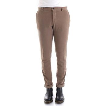 textil Herr Chinos / Carrot jeans Mason's 9PN2A4973-CBE022 Beige