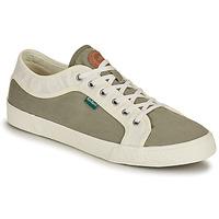 Skor Herr Sneakers Kickers ARVEIL Kaki / Vit