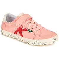 Skor Flickor Sneakers Kickers GODY Rosa