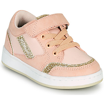 Skor Flickor Sneakers Kickers BISCKUIT Rosa