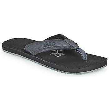 Skor Herr Flip-flops Oxbow VALLY Svart