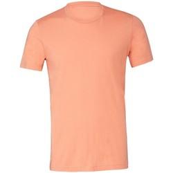 textil T-shirts Bella + Canvas CV3001 Solnedgång