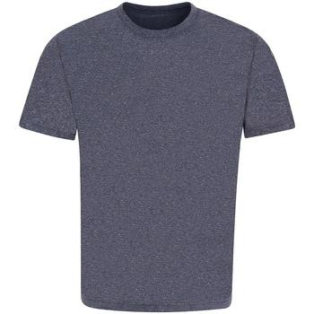 textil T-shirts Awdis JC004 Marinblå Urban Marl