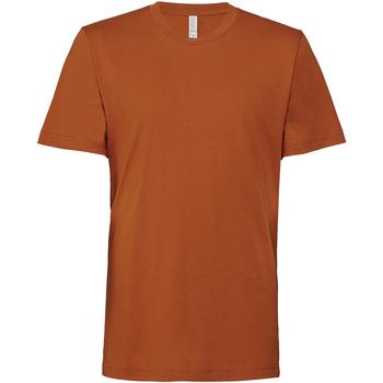 textil T-shirts Bella + Canvas CV3001 Höst