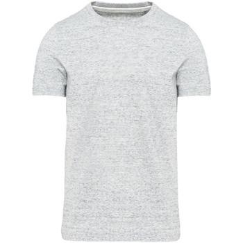 textil Herr T-shirts Kariban Vintage KV2106 Ash Heather Grey