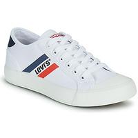 Skor Pojkar Sneakers Levi's MISSION Vit