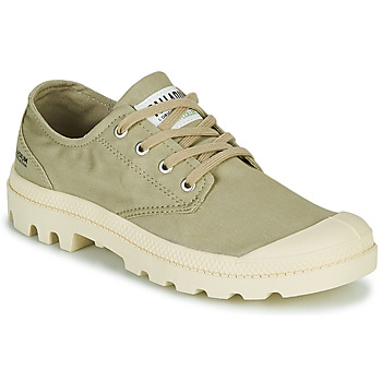 Skor Sneakers Palladium PAMPA OX ORGANIC II Grön