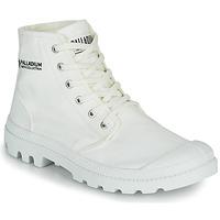 Skor Boots Palladium PAMPA HI ORGANIC II Vit