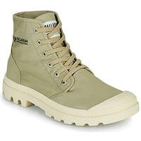 Skor Boots Palladium PAMPA HI ORGANIC II Grön