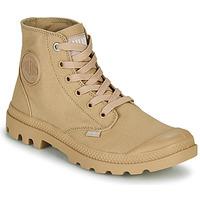 Skor Boots Palladium MONO CHROME Beige