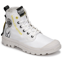 Skor Boots Palladium PAMPA RCYCL METRO Vit
