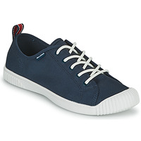Skor Dam Sneakers Palladium EASY LACE Marin