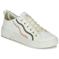 Skor Dam Sneakers Palladium Manufacture TEMPO 02 CVSG Vit