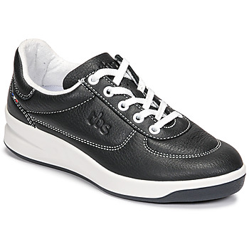 Skor Dam Sneakers TBS BRANDY Svart / Vit