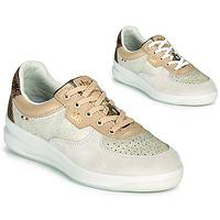 Skor Dam Sneakers TBS BETTYLI Beige / Brun