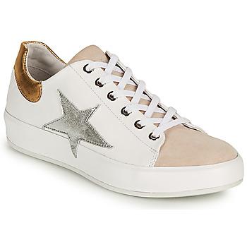 Skor Dam Sneakers Felmini TRUMP Vit