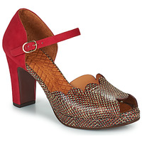 Skor Dam Sandaler Chie Mihara NADILA Röd