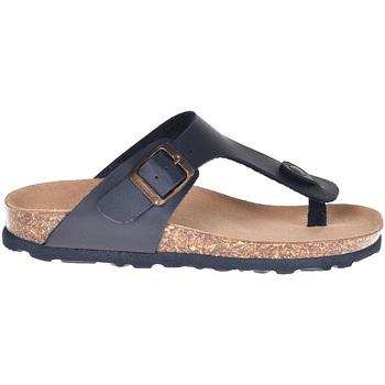 Skor Barn Flip-flops Bionatura 22B 1010 Blå
