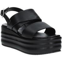 Skor Dam Sandaler Grace Shoes SAMI Svart