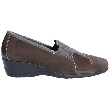 Skor Dam Loafers Susimoda 8705 Brun