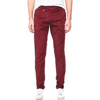 textil Herr Chinos / Carrot jeans Antony Morato MMTR00496 FA800109 Röd