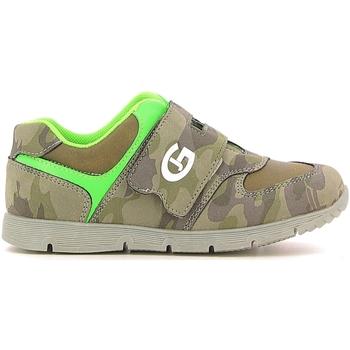 Skor Barn Sneakers Grunland PP0157 Grön