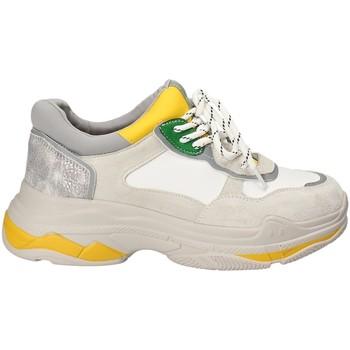 Skor Dam Sneakers Gold&gold B18 GT528 Grå