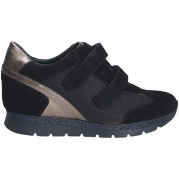 Skor Dam Sneakers Keys 7079 Svart