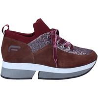 Skor Dam Sneakers Fornarina PI18SL1080VM72 Brun