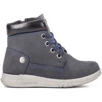 Skor Barn Boots Lumberjack SB29501 001 D01 Blå