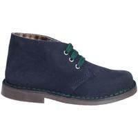 Skor Barn Boots Grunland PO0577 Blå