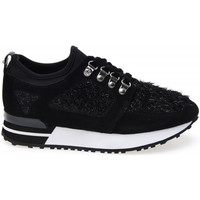 Skor Dam Sneakers Apepazza FNY03 Svart