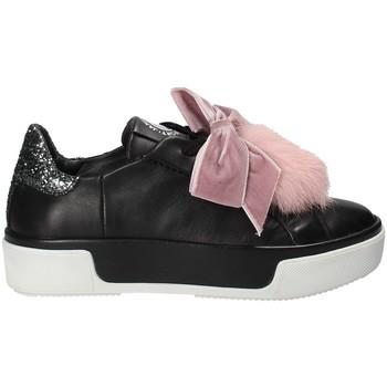 Skor Dam Sneakers Janet Sport 42730 Svart