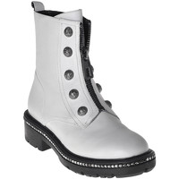 Skor Dam Boots Elvio Zanon I6507G Vit