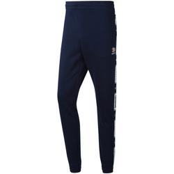 textil Herr Joggingbyxor Reebok Sport DT8141 Blå