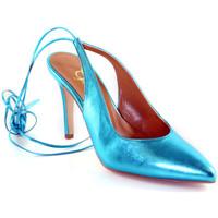 Skor Dam Pumps Grace Shoes 038138 Blå