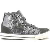 Skor Barn Höga sneakers Lulu LV010070T Grå